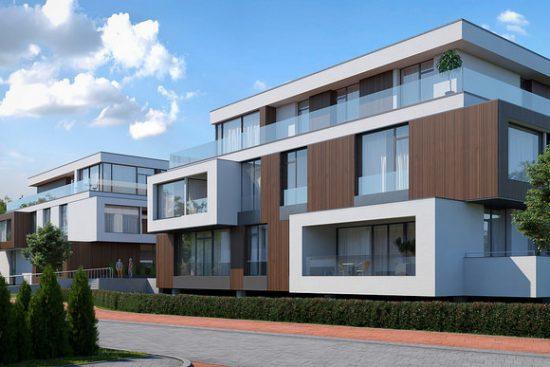 В проекте Mežaparka Rezidences начата предварительная продажа квартир и рядных домов