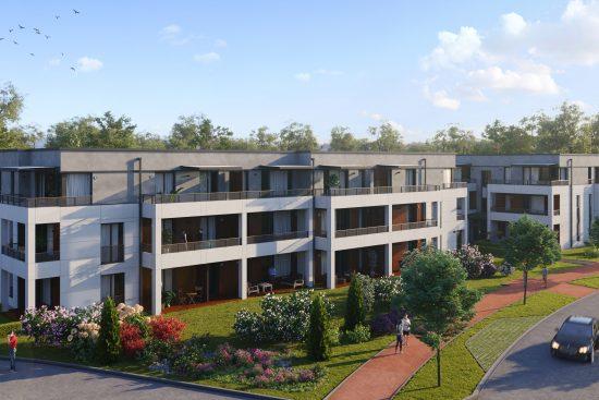 Mežaparka Rezidencēs uzsāk rezervācijas 2. un 3. dzīvokļu mājā